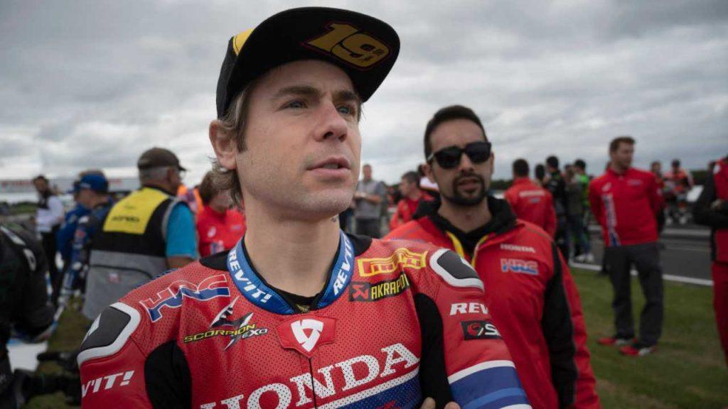 Alvaro Bautista Superbike MotoGP