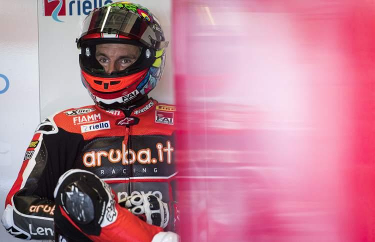 Chaz Davies Superbike