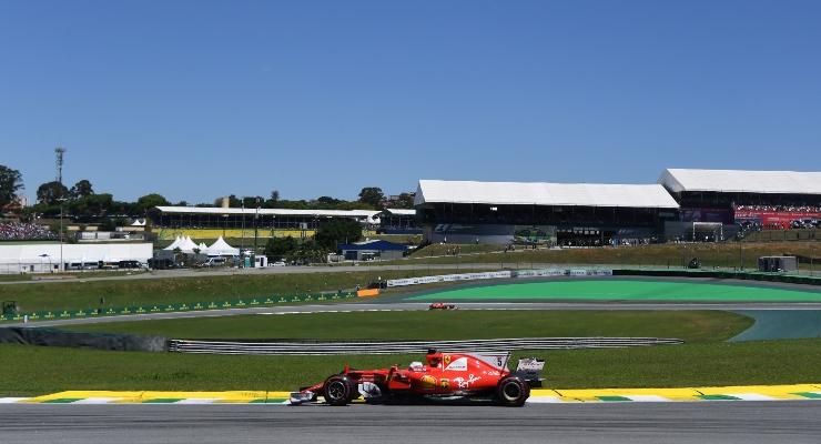 Gran Premio del Brasile (Getty Images)