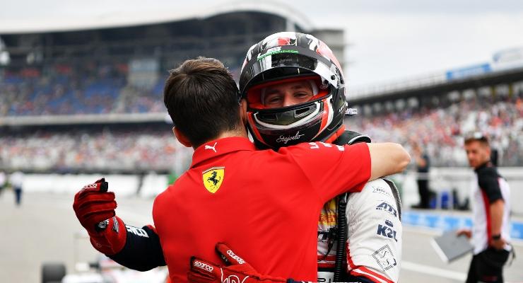 I fratelli Leclerc (Getty Images)