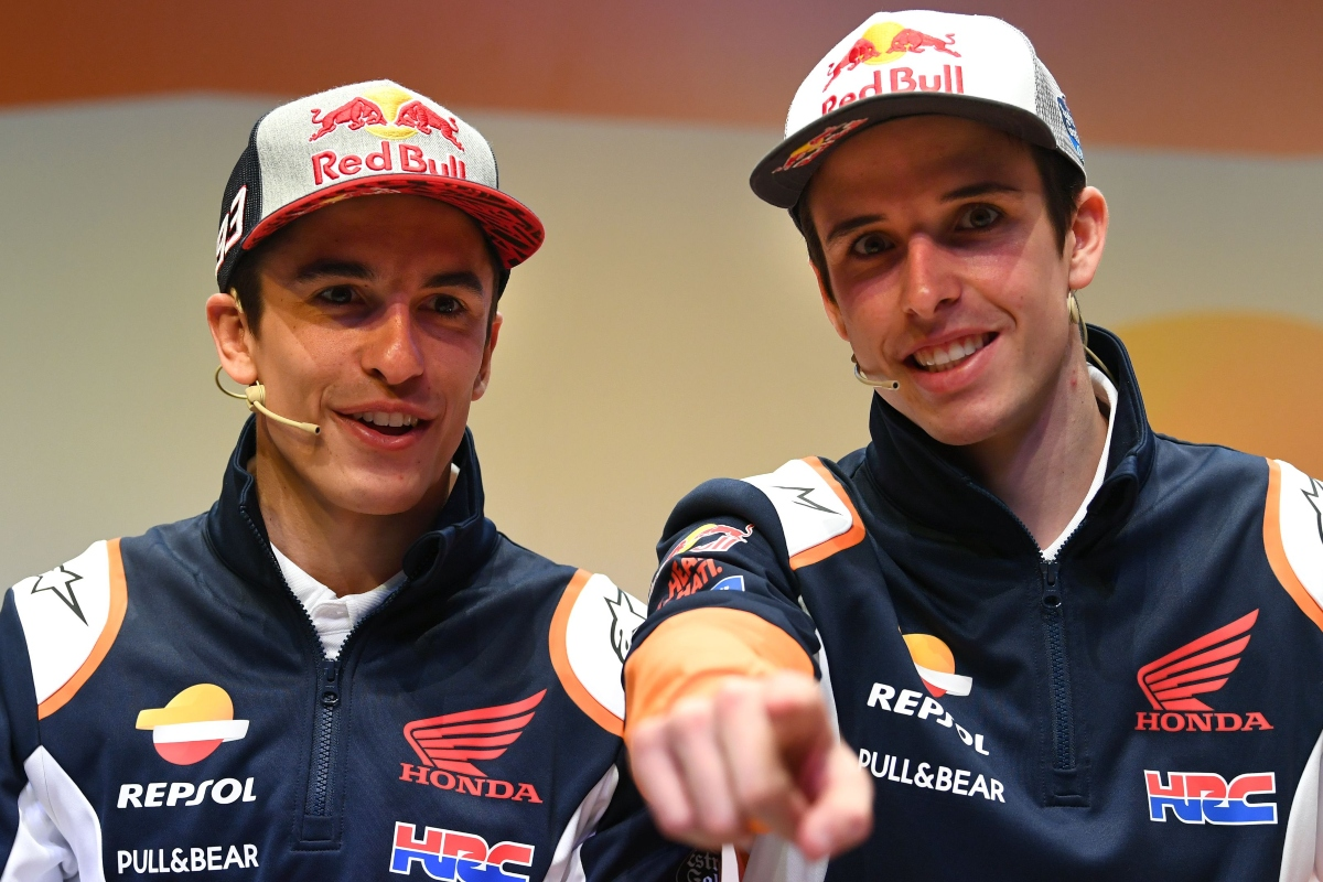 Marc Marquez e Alex Marquez (Getty Images)