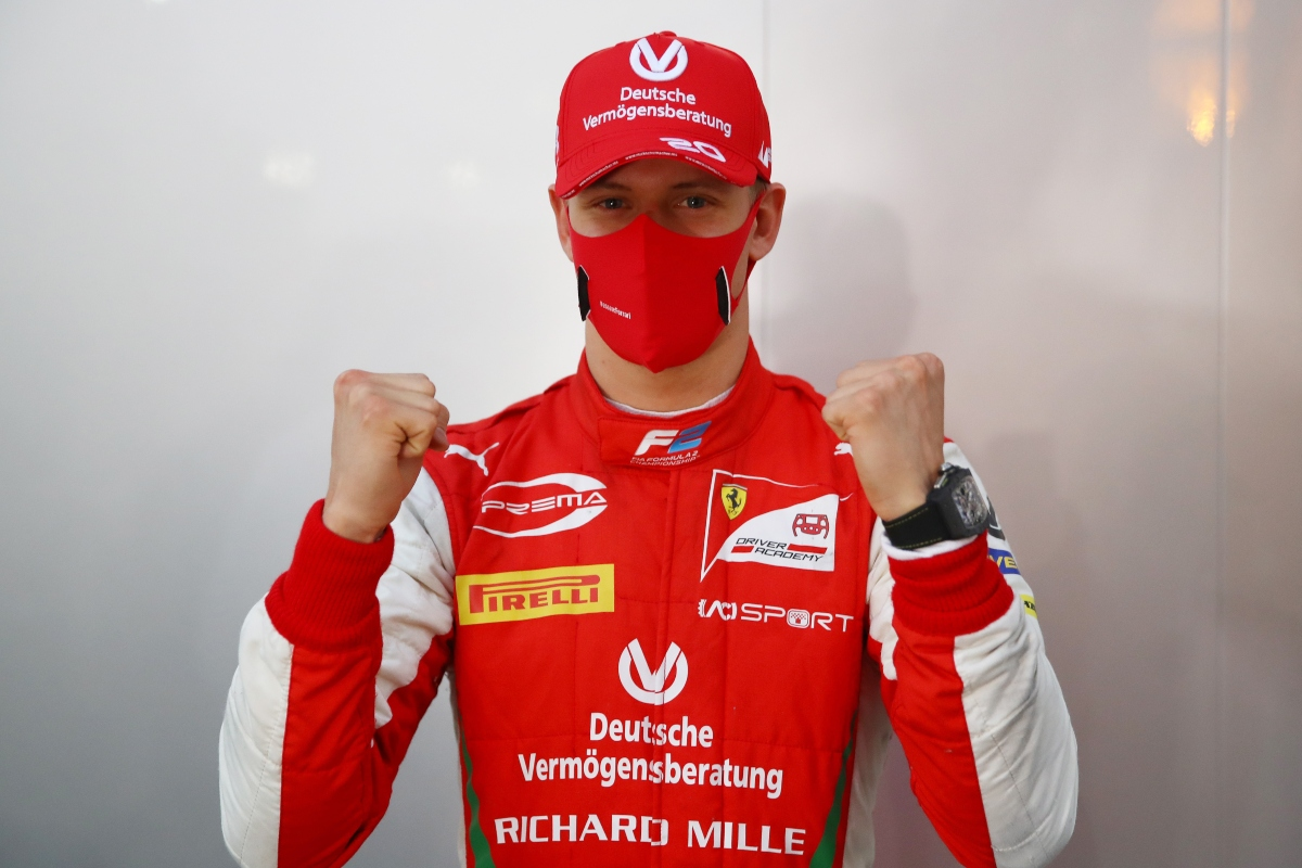 Mick Schumacher (Getty Images)
