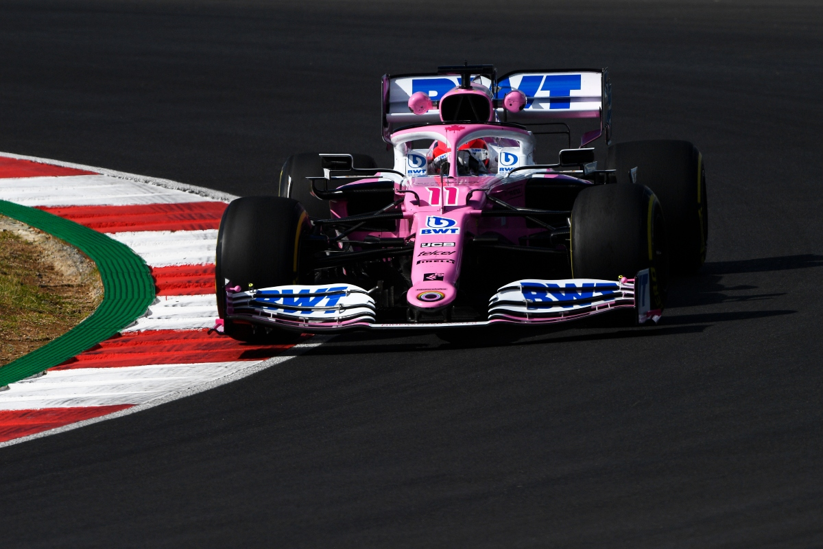 Racing Point - Sergio Perez (Getty Images)