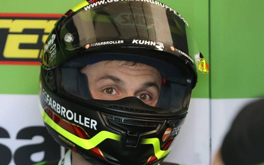 Sandro Cortese Superbike