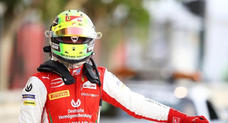 Schumacher (Getty Images)