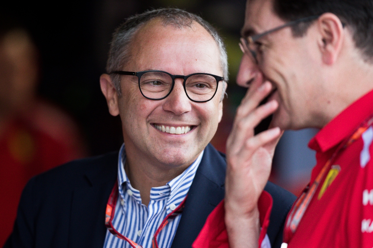 Stefano Domenicali (Getty Images)