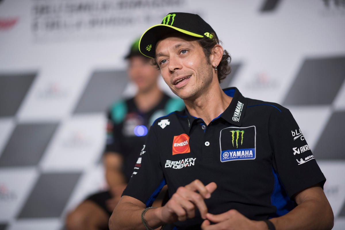 Valentino Rossi (Getty Images)
