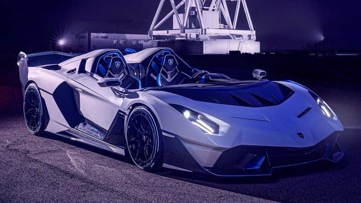 Lamborghini SC20 (Image by Motor1)