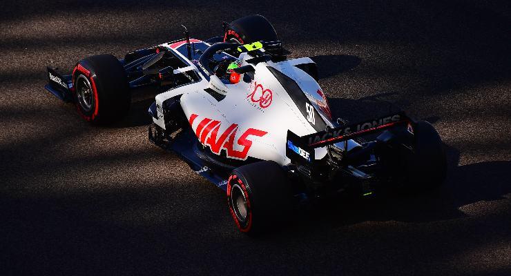 Mick Schumacher sulla Haas