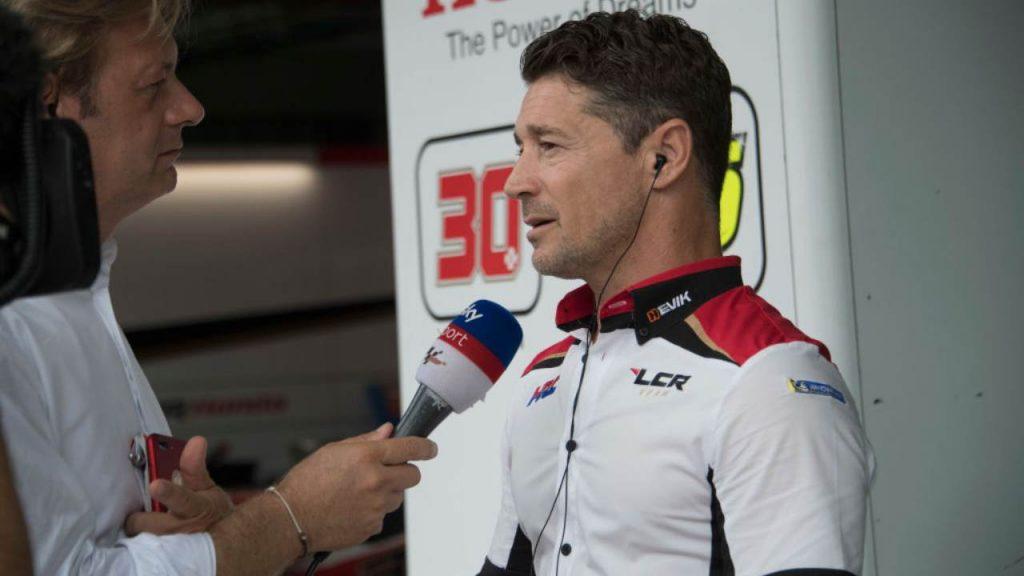 Lucio Cecchinello MotoGP