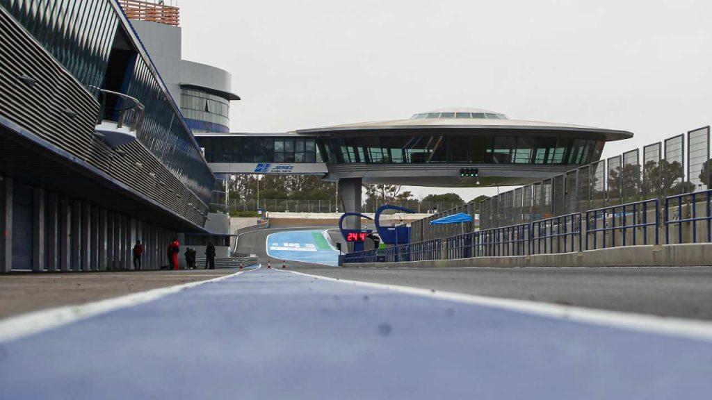 Jerez Circuit Superbike Test