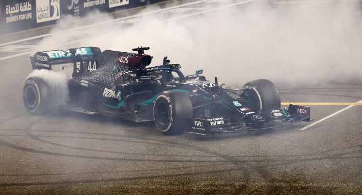 Mercedes (Getty Images)