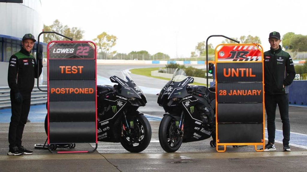 Jonathan Rea Alex Lowes Superbike