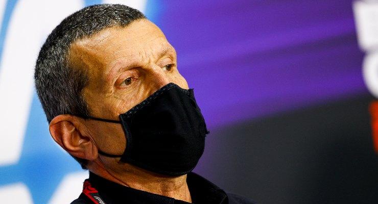 Guenther Steiner, team principal della Haas