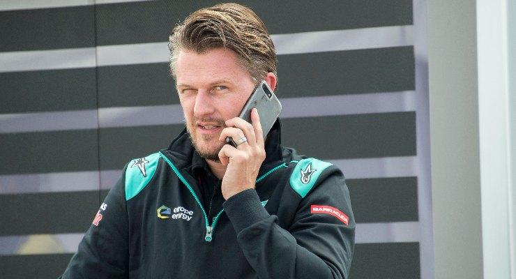 Johan Stigefelt, direttore del team Petronas