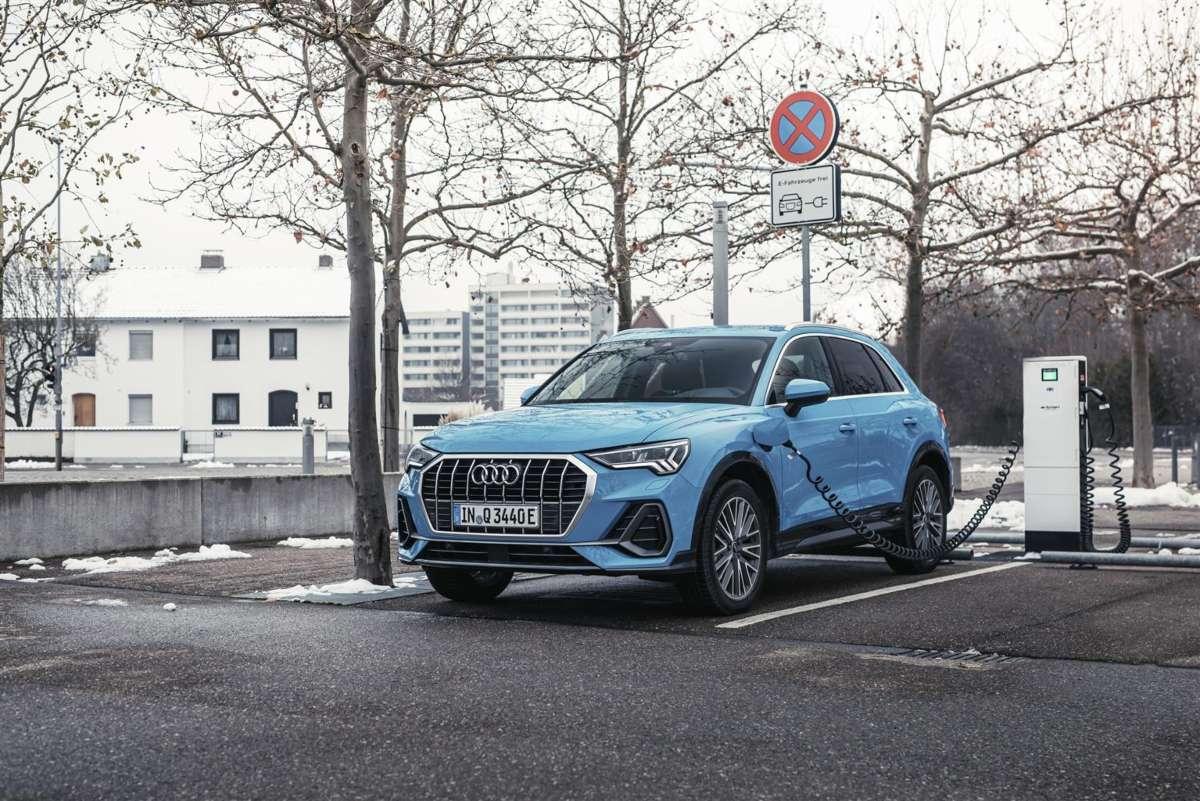 Audi Q3 PHEV