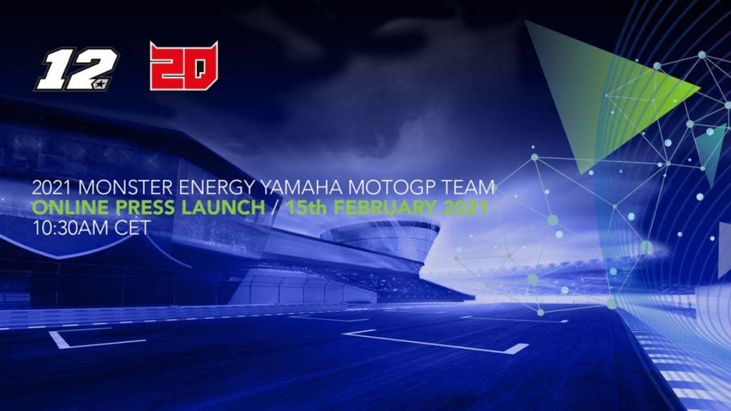 team ufficiale Yamaha MotoGP