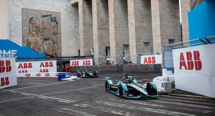 Formula E - ePrix di Roma (Getty Images)