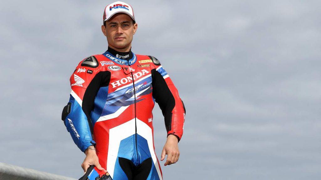 Leon Haslam Superbike