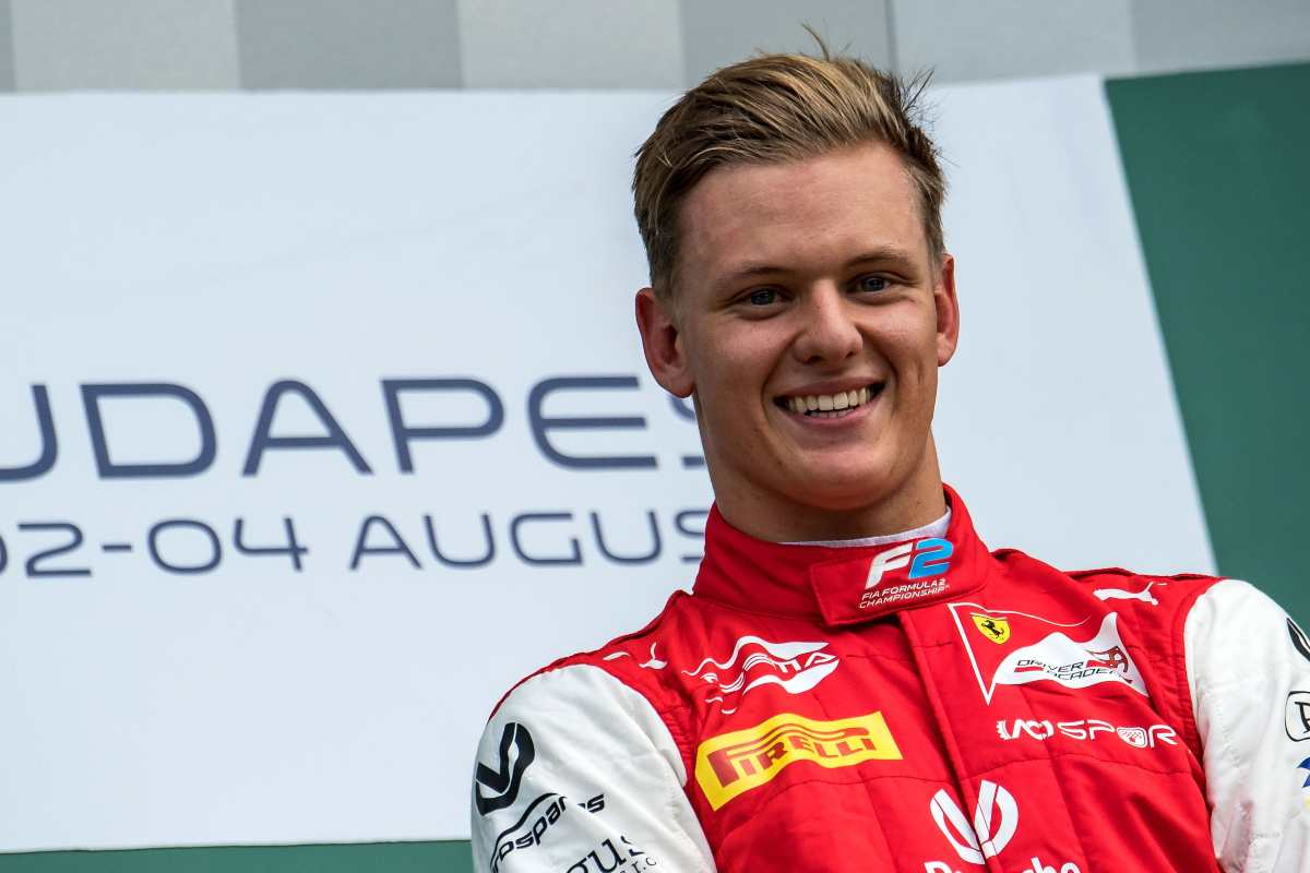 Mick Schumacher (Getty Images)