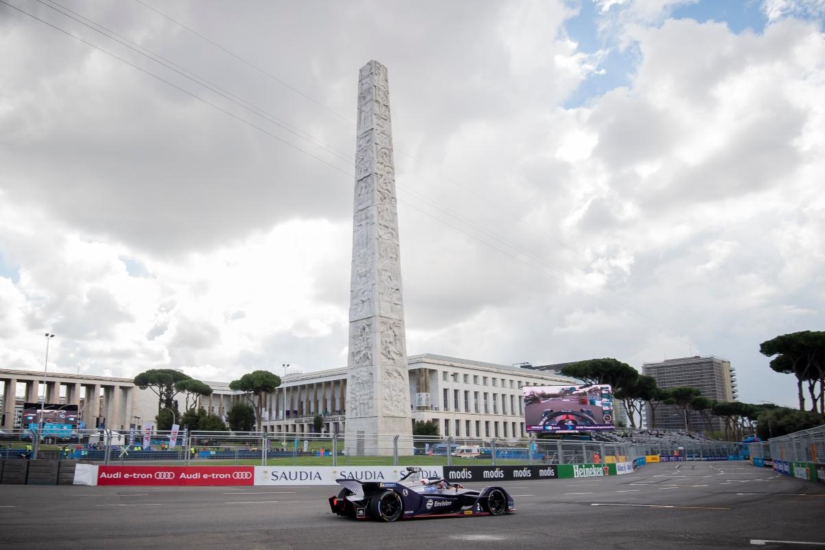ePrix di Roma (Getty Images)