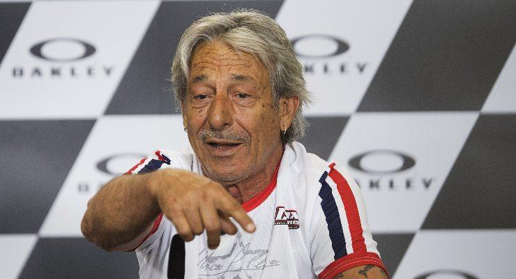 Marco Lucchinelli (Foto Mirco Lazzari gp/Getty Images)