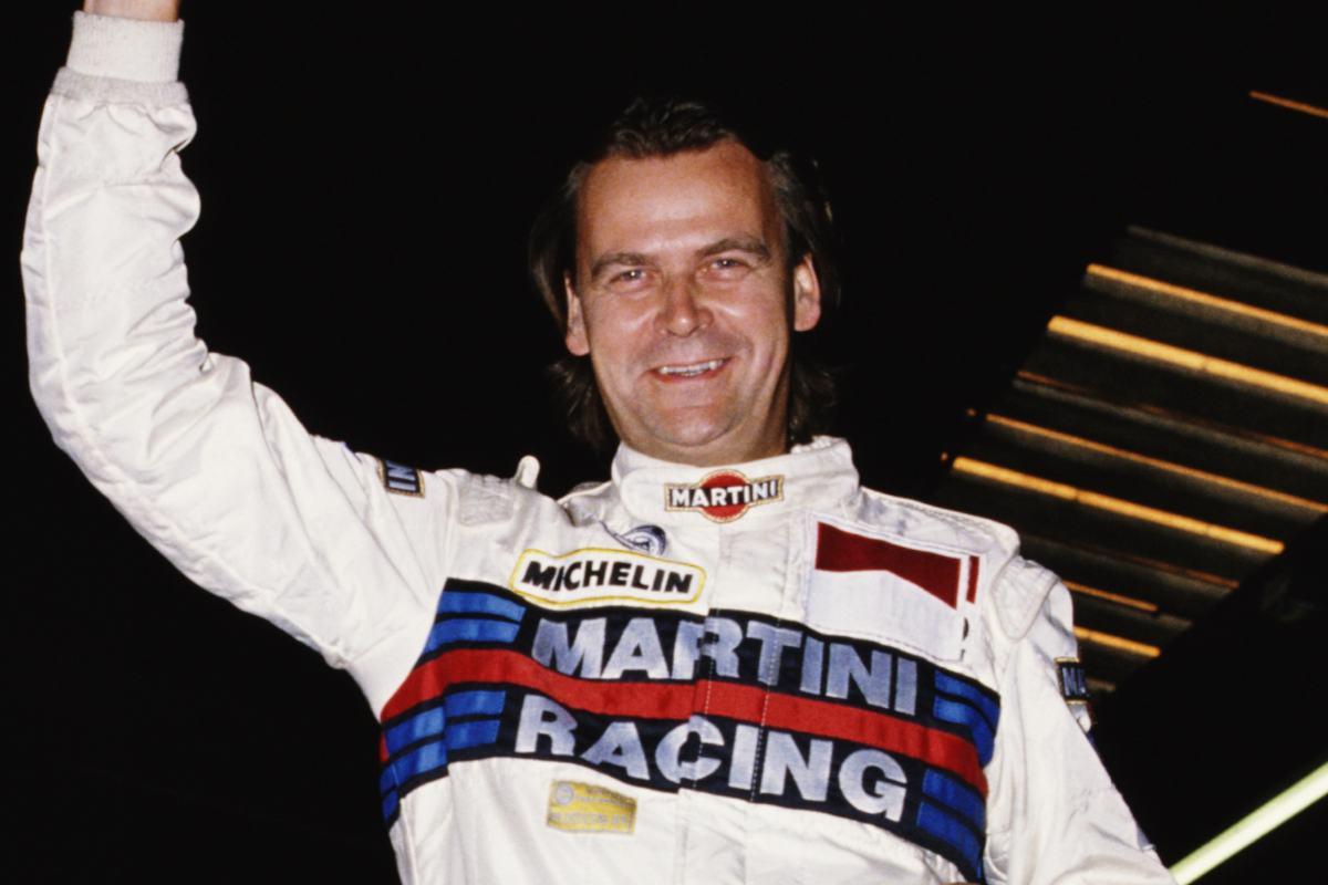 Markku Alen nel 1988