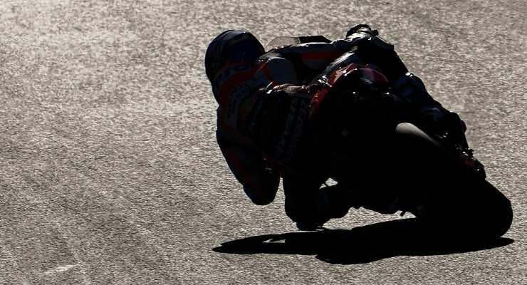 Alex Marquez in sella alla Honda