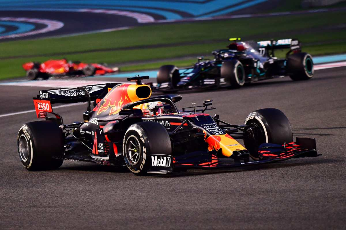 Mercedes e Red Bull (Getty Images)