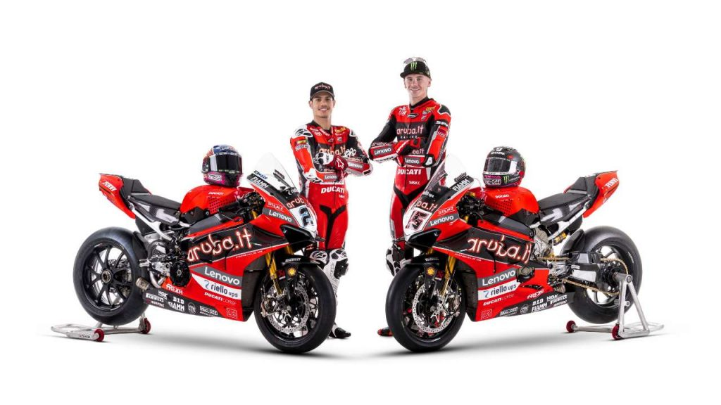 Scott Redding Michael Rinaldi