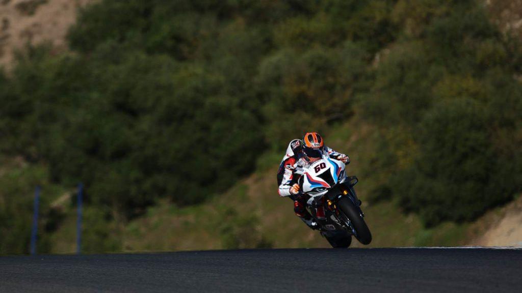 Michael Van der Mark Superbike