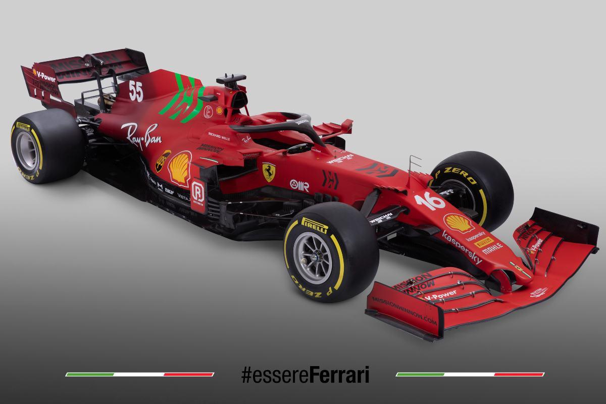 La Ferrari SF21