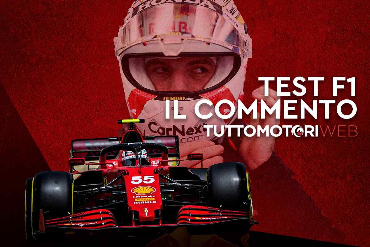 Il commento di TuttoMotoriWeb.it ai test di Formula 1