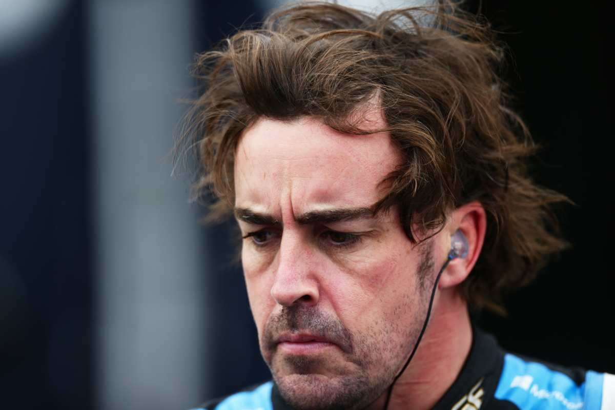 Fernando Alonso (GettyImages)