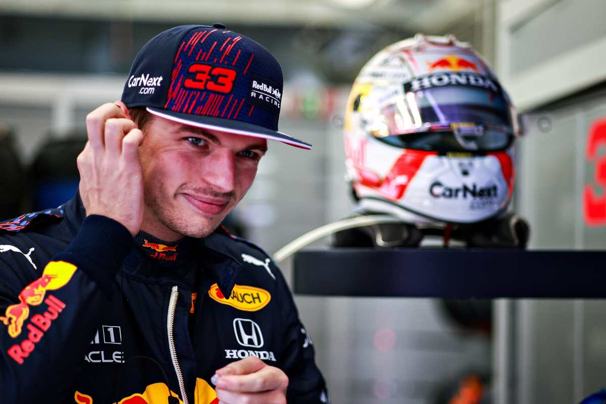 Max Verstappen (Getty Images)