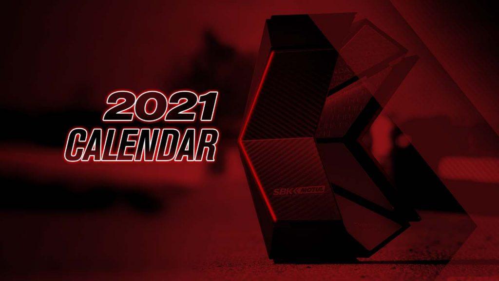 Calendario WorldSBK 2021