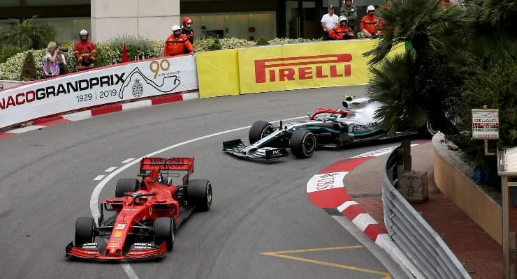 Il Gran Premio di Monaco di F1 a Montecarlo