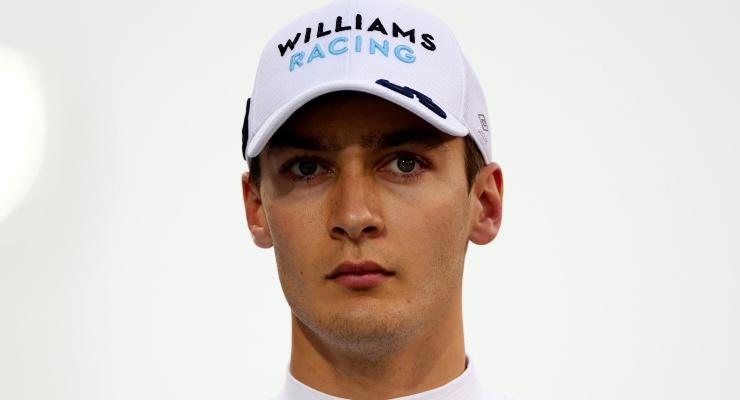 Il pilota della Williams, George Russell