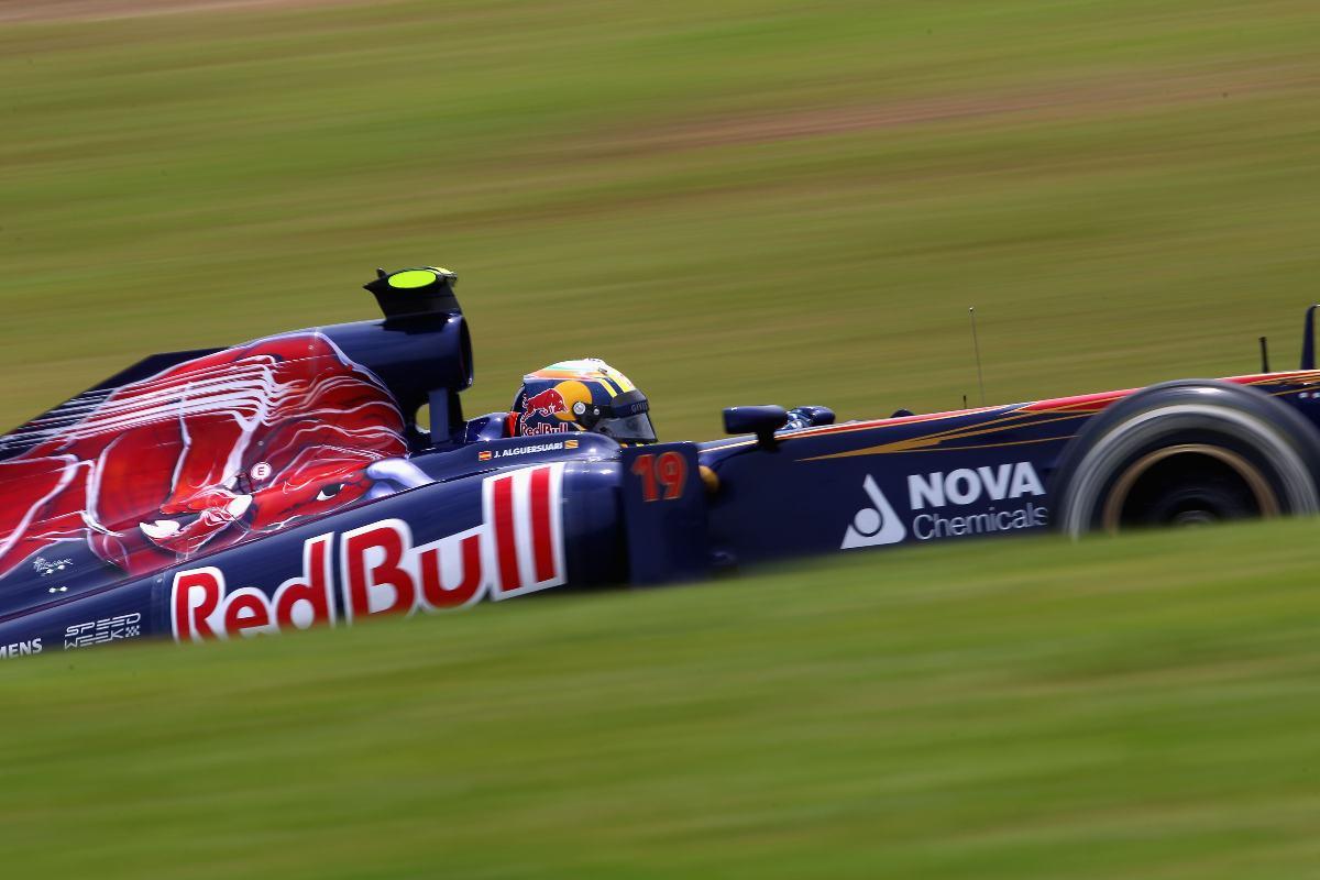 La Toro Rosso nel 2011