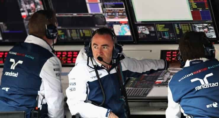 Paddy Lowe, ex direttore tecnico della Mercedes