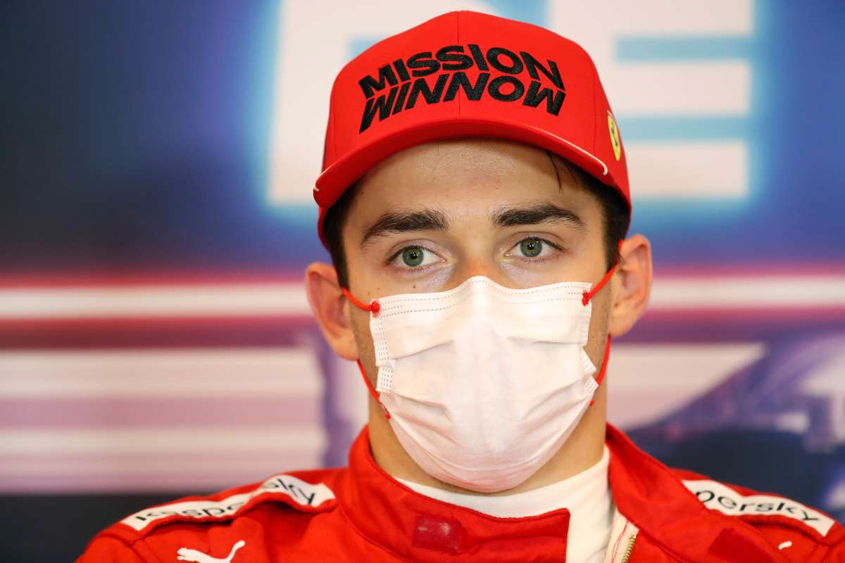 Charles Leclerc (Getty Images)