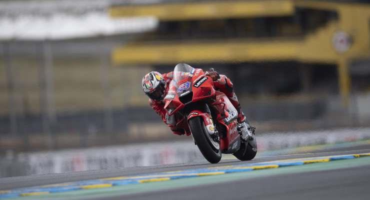 Jack Miller con la Ducati (GettyImages)