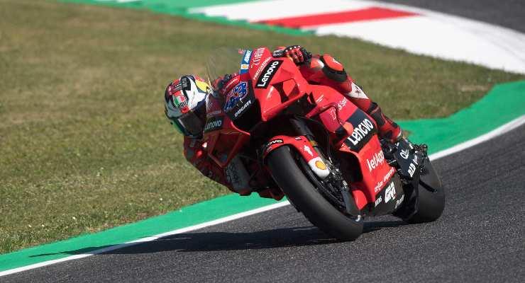 Jack Miller in pista con la Ducati (GettyImages)