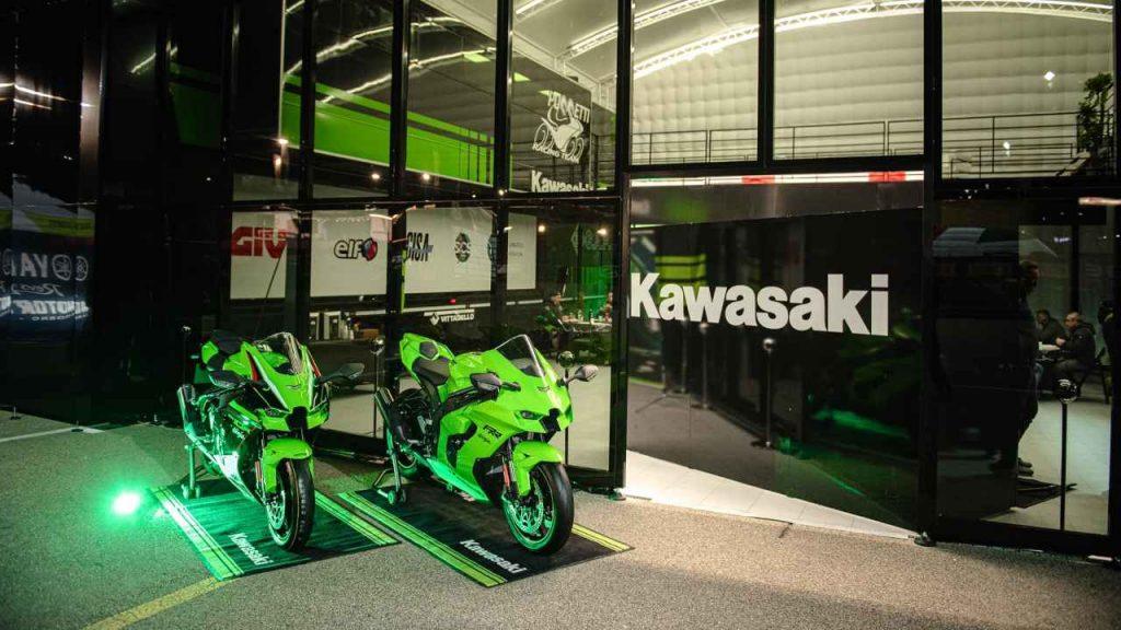 Kawasaki Puccetti Racing Hospitality