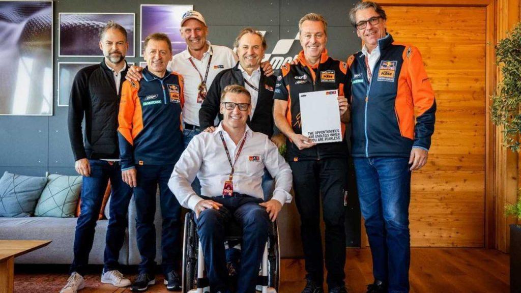 Team Tech3 KTM