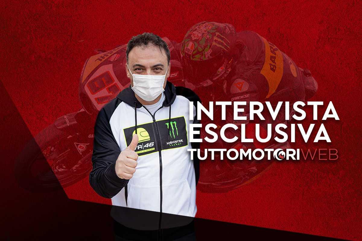Intervista a Pietro Bagnaia