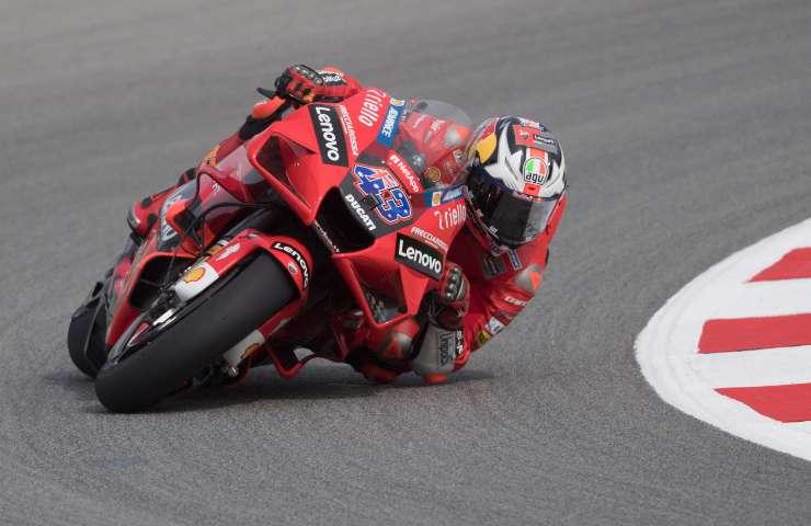 Jack Miller in sella alla Ducati (GettyImages)