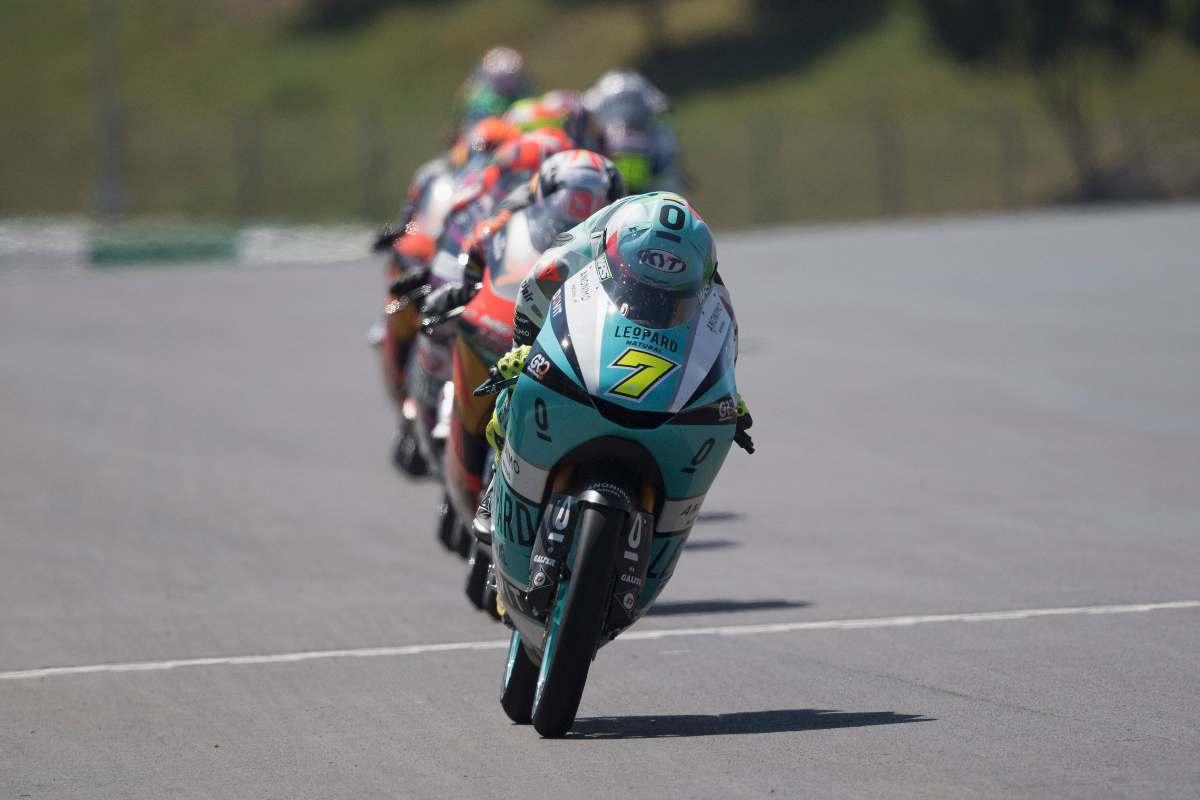Moto3 - Dennis Foggia (GettyImages)