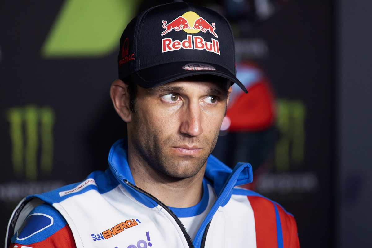 Zarco in conferenza stampa (GettyImages)