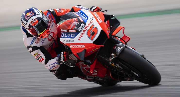 Zarco in pista con la Ducati Pramac (GettyImages)